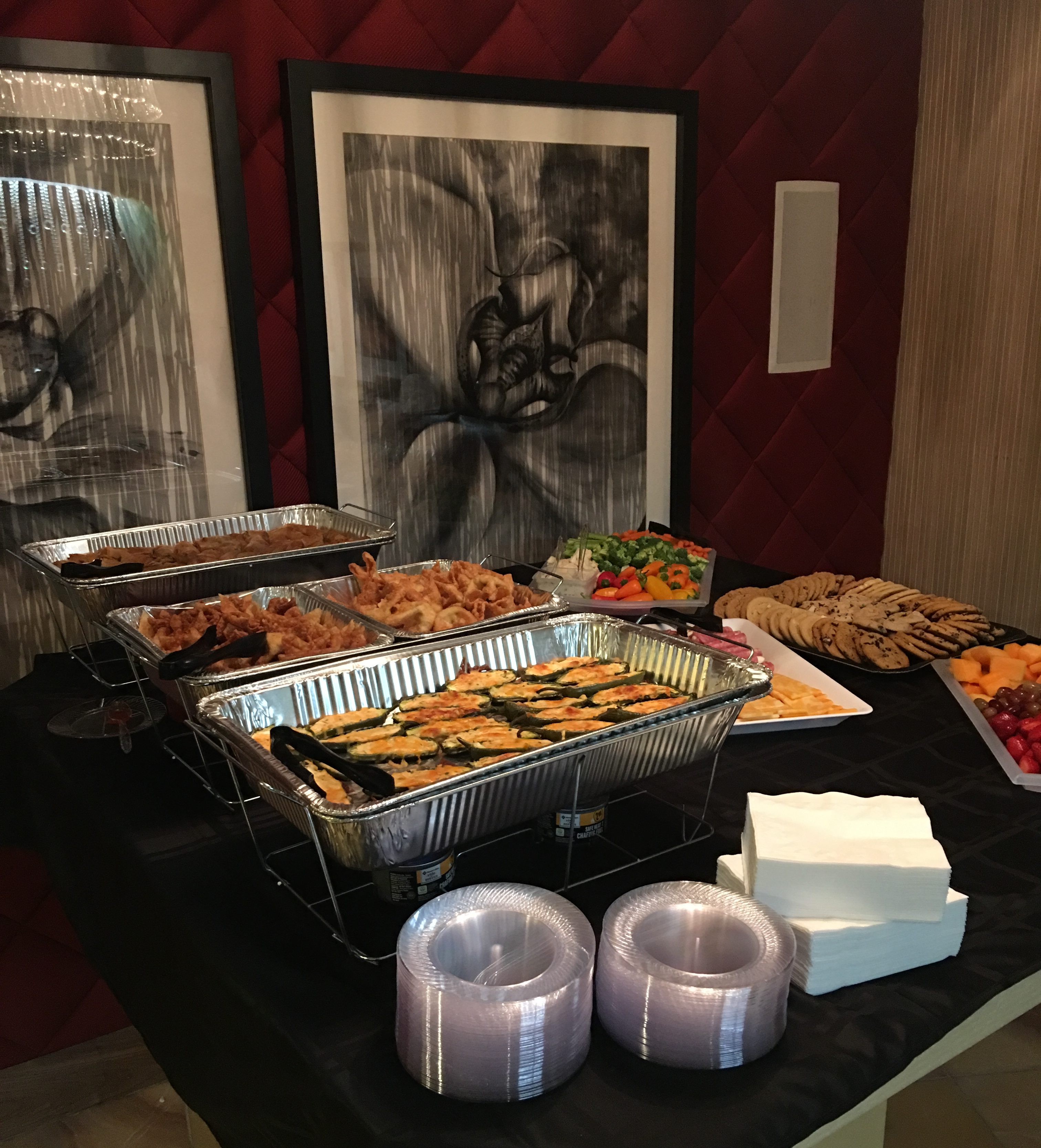 Drop-Off Catering Services for Las Vegas